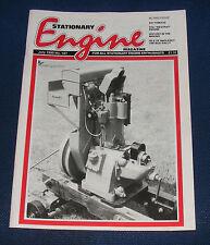 """STATIONARY ENGINE MAGAZINE JULY 1990 NO.197 - THE """"WESTRAY"""" ENGINE"""