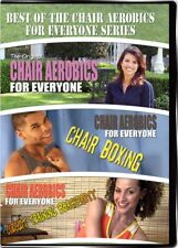 Best of The Chair Aerobics for Everyone Series (DVD) New