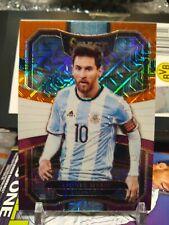 2017-18 Panini Select Lionel Messi TERRANCE MULTI-COLOR HOLO PRIZM #76 ARGENTINA