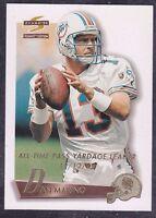 "1995  DAN MARINO - Score ""SUMMITT""  Football Card # 27 - Miami Dolphins"