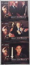 Brad Pitt Original UK Quad Film Posters (1990s)