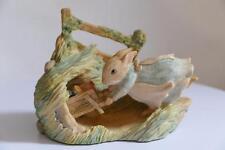 Border Fine Arts ~ Beatrix Potter ~ CECIL PARSLEY RAN AWAY ~ Original Tin ~ BP10