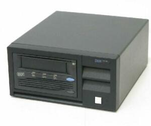 IBM SDLT 320 Streamer / Bandlaufwerk 160 / 320 GB / SCSI-LVD / 7205 550 extern