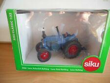 Siku Tractor Lanz Ackerluft Bulldog in Grey on 1:32 in Box (Siku nr: 3466)