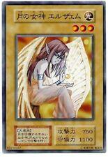 117-014(*) - Yugioh - Japanese - Lunar Queen Elzaim - Common