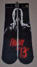 ODD SOX Jason Voorhees Friday The 13th Horror Slasher socks Gore