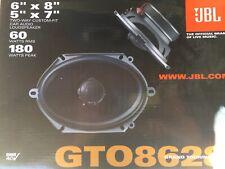 New listing Jbl Car Speakers Model Jblgto8628