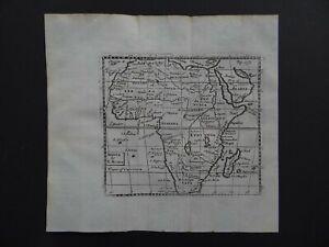 1716 Pat Gordon Atlas Rob Morden map  AFRICA - Afrique Madagascar Arabia