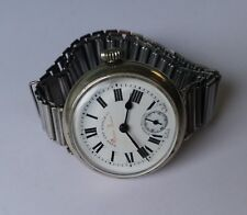 1910 ~ 30's WEST END WATCH Antique hand winding wristwatch (QUEEN ANNE model)