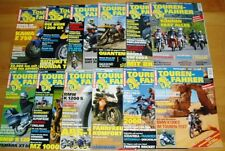 Tourenfahrer 2004 komplett 1-12 Motorrad Reisen Test Technik Jahr Zeitschrift
