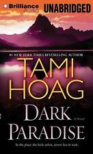 DARK PARADISE unabridged audio book on MP3 CD by TAMI HOAG