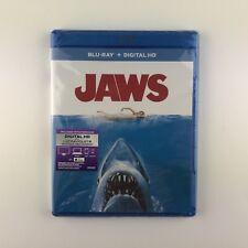 Jaws (Blu-ray, 2014) *US Import Region Free* *New & Sealed*
