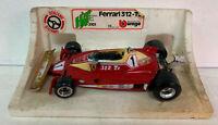 93472 Modellismo Bburago 1/14 - Ferrari 312-T2 - cod. 2101