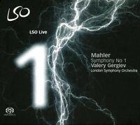 London Symphony Orchestra - Mahler  Symphony No 1 (LSO Gergiev) [CD]