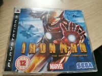 Iron Man 2: The Video Game - PS3 / Playstation 3 - Shop Promo Copy -