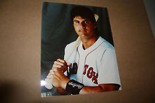 BOSTON RED SOX JOSE CANSECO UNSIGNED 8X10 PHOTO POSE 2