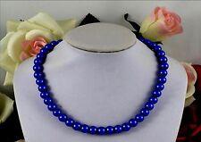 Markenlose Modeschmuck-Halsketten aus Glas für Damen
