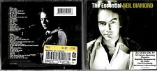 Neil Diamond 2cd set (39 remastered songs) - The Essential Collection