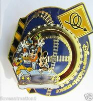 Disney MGM Studios Rock N Roller Coaster Car Mickey Mouse Pin **
