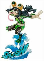 My Hero Accademia ASUI TSUYU Hero Suit Ver. 1/8 Scale PVC Figure Japan Anime NEW