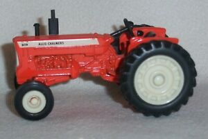 1/64 Allis Chalmers D19 with WFE Farm Toy Tractor Diecast