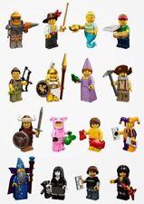 LEGO Minifigures Series 12 Complete Set 16 minifigures 71007 Piggy suit gamer