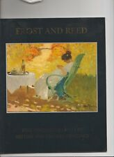 Frost et Reed exposition fine twentyieth Century British & French Paintings