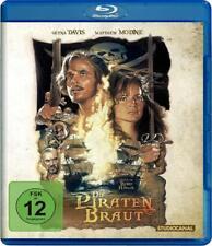 Cutthroat Island (1995) -  Blu-ray - New & Sealed - Geena Davis, Renny Harlin