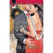 My Only Christmas Wish (Kimani Romance)-ExLibrary
