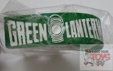 GREEN LANTERN LOGO Rubber BRACELET Neca Accessories DC UNIVERSE WB