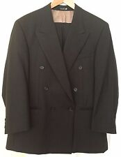 Lord and Taylor Gray Pure Wool Suit. 40S