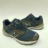 New Balance 990v5 W990NV5 Running Shoes, Women's Size 9.5 D, Blue