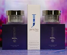 1 JP NIGHT CREAM 1 JP DAY CREAM + 1 Jericho FOAMING FACIAL SCRUB Amazing 3 SET!!