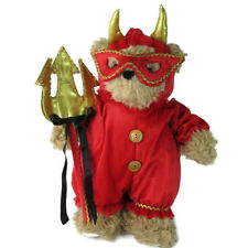 Teddy Bear Standing Devil Costume Mask Halloween 14""