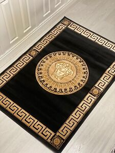 Modern Rug  Large Thick Carving Rugs Medusa Luxurious 200x290 Rug