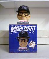 Warren Buffett Bank Not Bobblehead Omaha Storm Chasers 5/5/12 SGA Stock Market