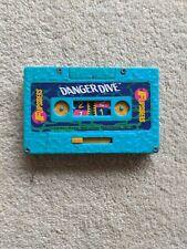 DANGER DIVE FLIPSIDERS 1988 MILTON BRADLEY MB GAMES CASETTE MINI GAME 80s TOY