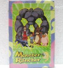 Monster Rancher - mazzo carte da poker sigillato - International Comics