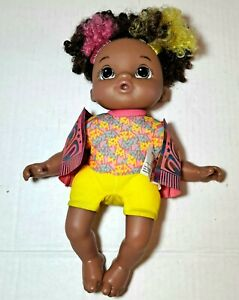 Baby Alive Littles, Fantasy Styles Squad Doll, Little Marlowe, Rock Star