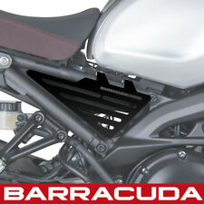 Barracuda - Yamaha XSR900 Side Panel Covers - Alloy Black - Pair - YS9500-17