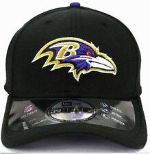 New Men Baltimore Ravens NFL On Field New Era 39Thirty Hat Cap L/XL 0173037