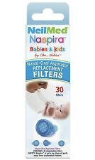 NeilMed Pharmaceuticals - Naspira Replacement Filters - 30 filters