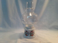 VTG Rauschert Porcelain West Germany Bavarian Votive Taper Candle Holder Hex