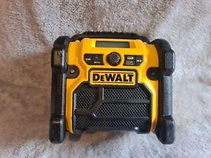 DeWalt DCR021 DAB+ / FM Digital Radio - Bare Unit