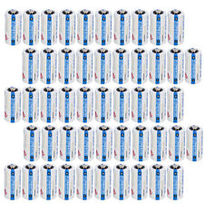 50PC TrustFire 1400mAh CR123A Lithium Photo Battery CR 123 For Camera,Flashlight