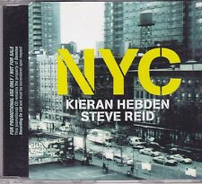 NYC-Keran Hebben Steve Reid Promo cd maxi single 6 tracks