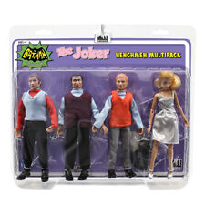 Batman Classic TV Series Action Figures: The Joker Henchman Four-Pack