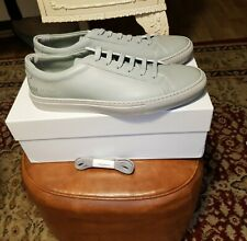 Common Projects Achilles Low Grey Size 10 US NEW (£325 RRP)