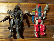 Transformers Lot Of 2 Incomplete