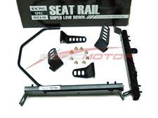 Buddy Club Racing Spec Seat Rail Bracket 2003-2006 Lancer EVO VIII 8 Left Side